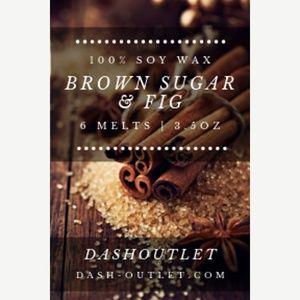 Other - Brown Sugar & Fig Wax Melt